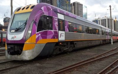 Guardian Keeping Vline on the Rails